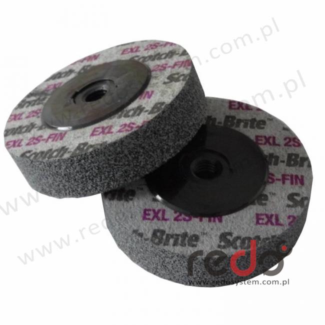 Koło z włókniny sprasowanej XL-M14 100x19xM14 2S FIN