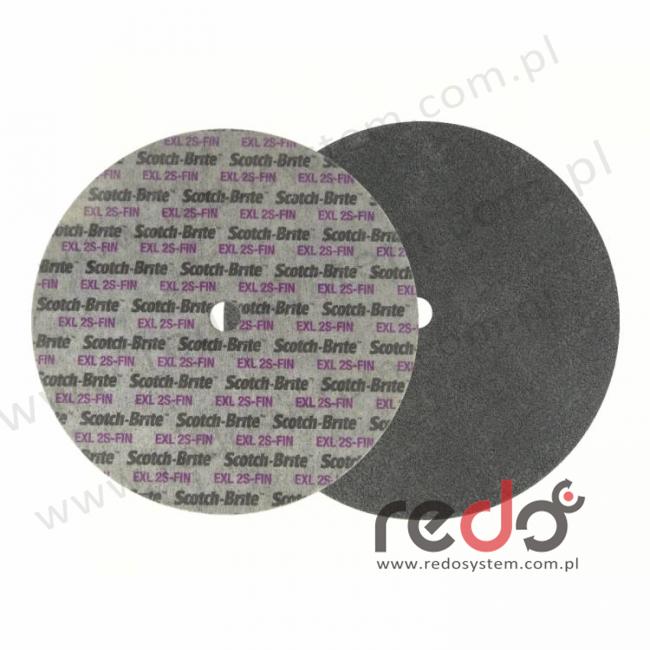Koło z włókniny sprasowanej XL-UW 200x25x6 - 50mm 2S FIN