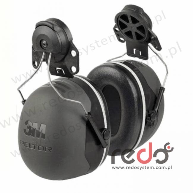 Nauszniki przeciwhałasowe 3M™ Peltor X5 wersja nahełmowa  (SNR 37 dB) (X5P3E-EU)