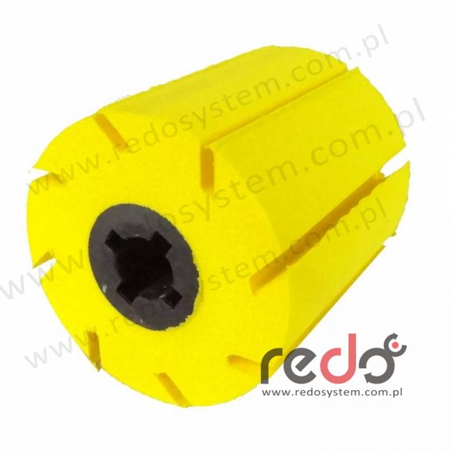 Wałek rozprężny 100x100x19 REG1  materiały ścierne, akcesoria ścierne, dodatki do produktów ściernych