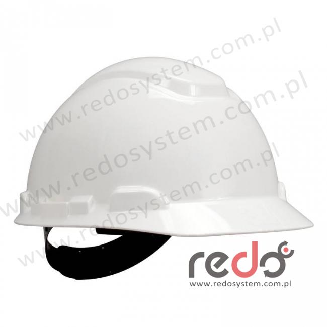 Hełm ochronny H-701 biały (H-701C-VI)