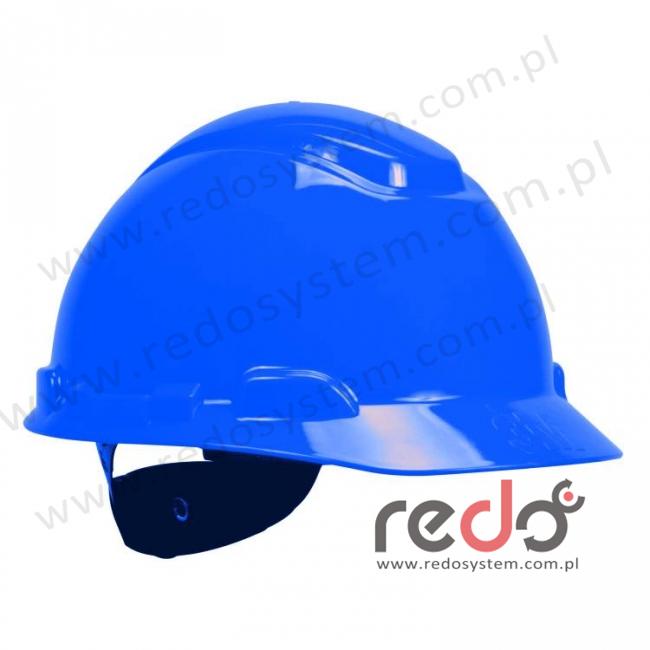 Hełm ochronny H-701 niebieski (H-701C-BB)