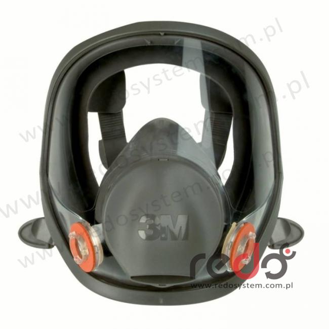 Maska pełna 3M™ 6700, część twarzowa, rozmiar: S mały (6700)