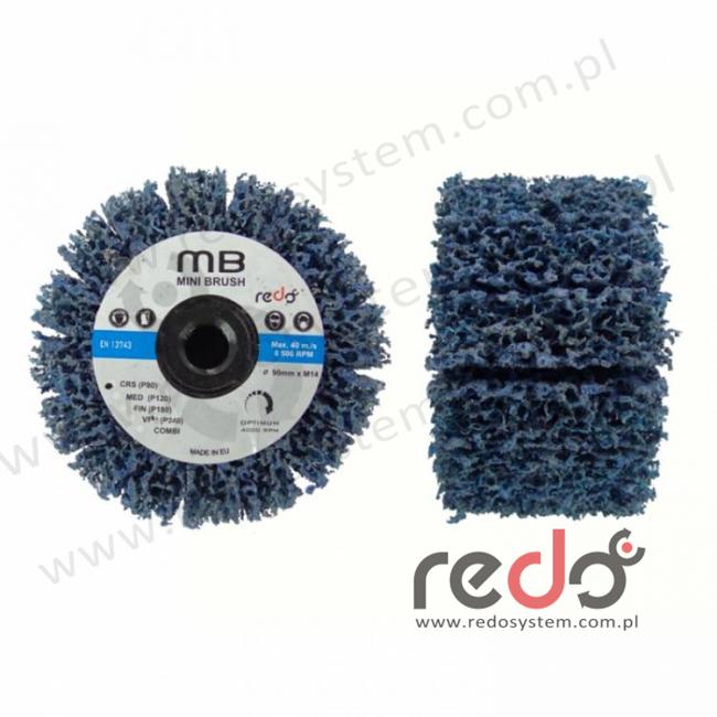 Wałek ścierny CG-MB 90x50xM14 S XCRS