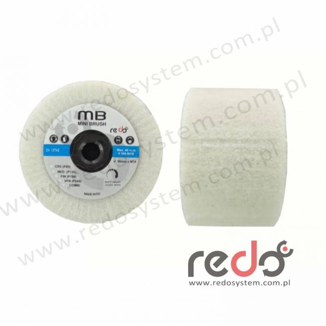 Wałek ścierny P-MB 90x50xM14 TYPE-T