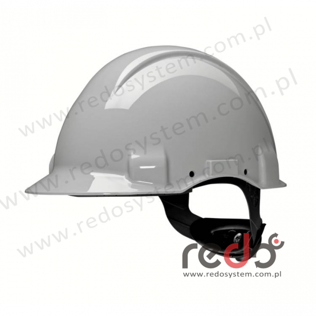 Hełm ochronny Solaris G3001 biały (G3001NUV-VI)