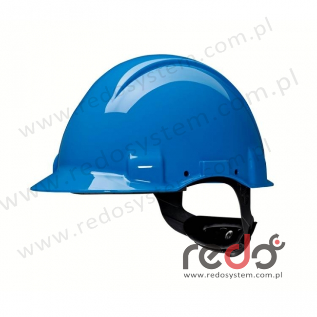 Hełm ochronny Solaris G3001 niebieski (G3001CUV-BB)