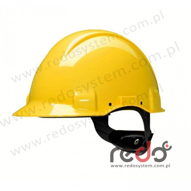 Hełm ochronny Solaris G3001 żółty (G3001CUV-GU)