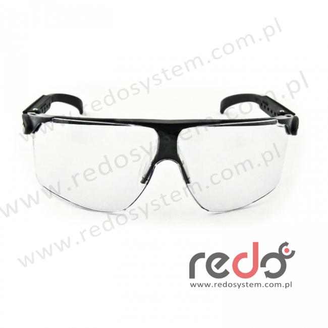 Okulary MAXIM BALLISTIC RAS soczewka przezroczysta (11865-00000M)