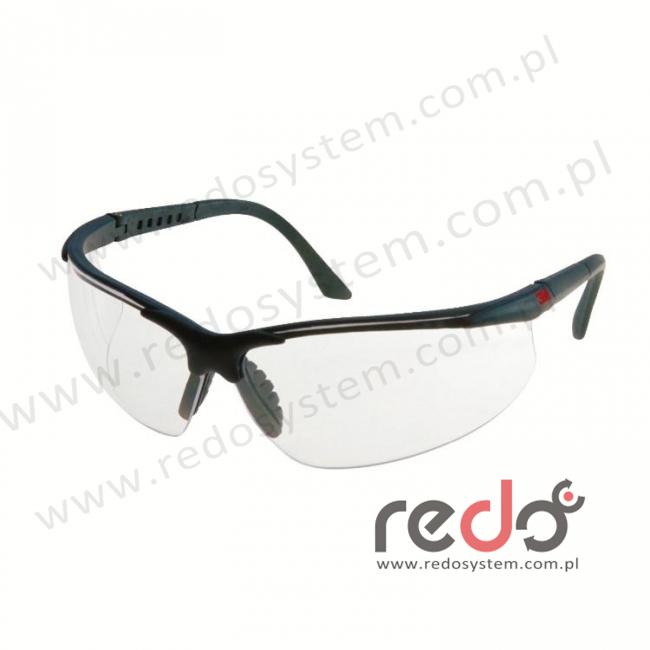 Okulary ochronne 2750 bezbarwne AS-AF (2750)