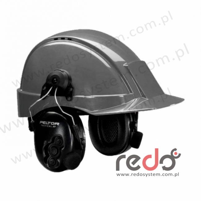 Headset 3M™ Peltor™Tactical XP standardowy o regulowanym tłumieniu - nahełmowy (MT1H7P3E2)