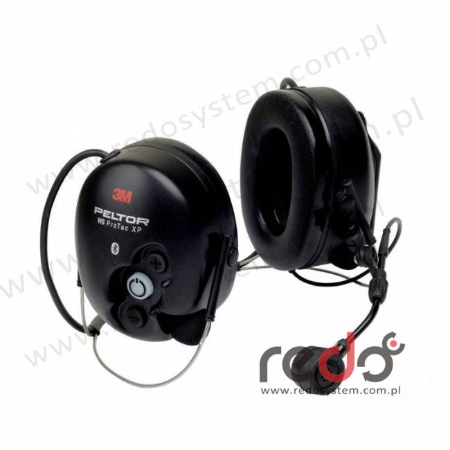 Ochronniki słuchu 3M™ Peltor™ WS ProTac XP bluetooth (nakarkowa) (MT15H7BWS5)