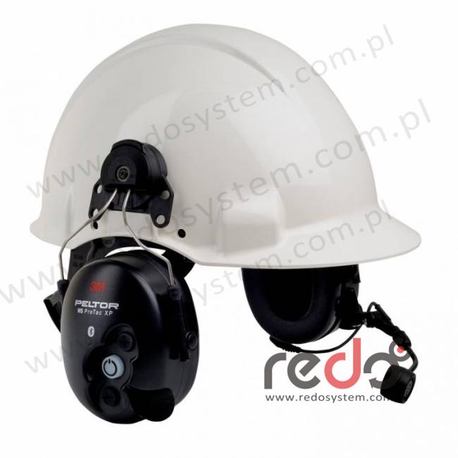 Ochronniki słuchu 3M™ Peltor™ WS ProTac XP bluetooth (nahełmowa) (MT15H7P3EWS5)