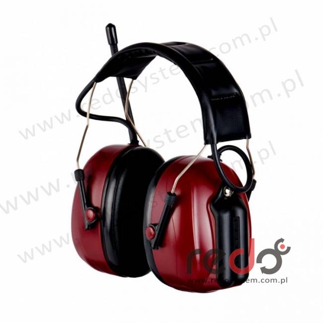 Ochroniki słuchu 3M™ Peltor™ Alert z radiem FM oraz funkcją regulowanego tłumienia - nagłowny (M2RX7A2-01)