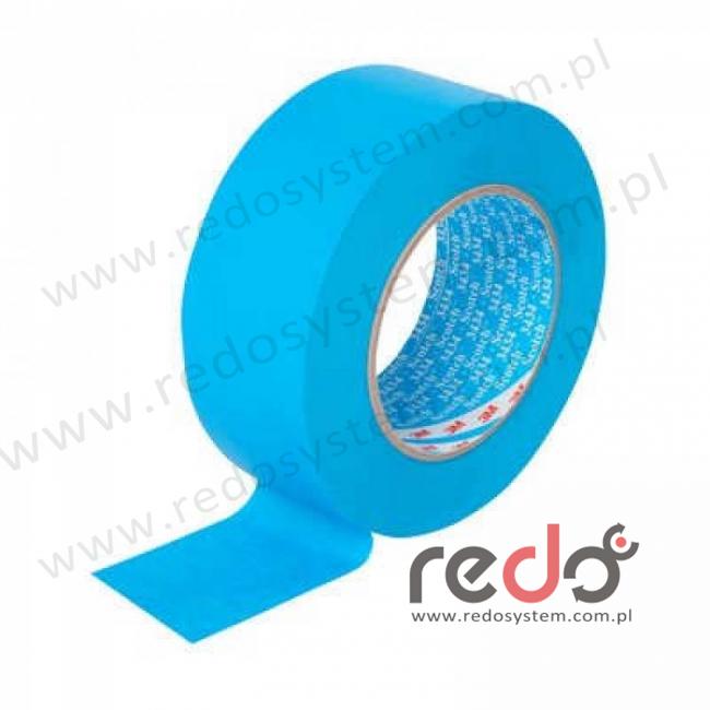 3M™ 3434 Uniwersalna taśma maskująca niebieska  48 x 50 m (48 x 50 m)