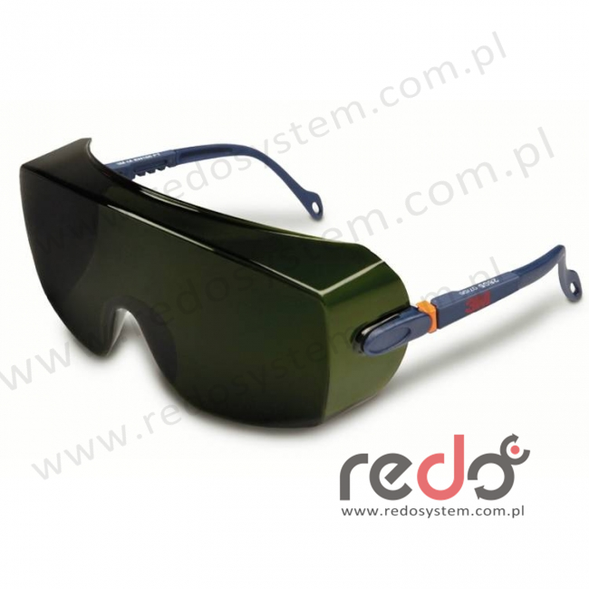 Okulary ochronne 2805 AS zaciemnienie 5