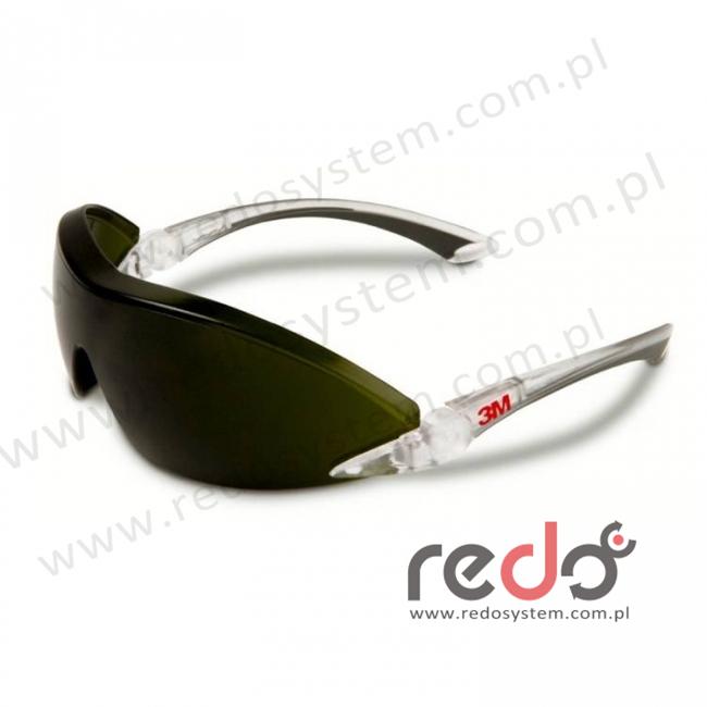 Okulary ochronne 2845 AS-AF IR zaciemnienie 5 (2845)