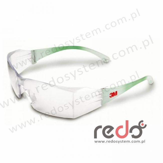 Okulary ochronne 2810 przezroczyste (2810)