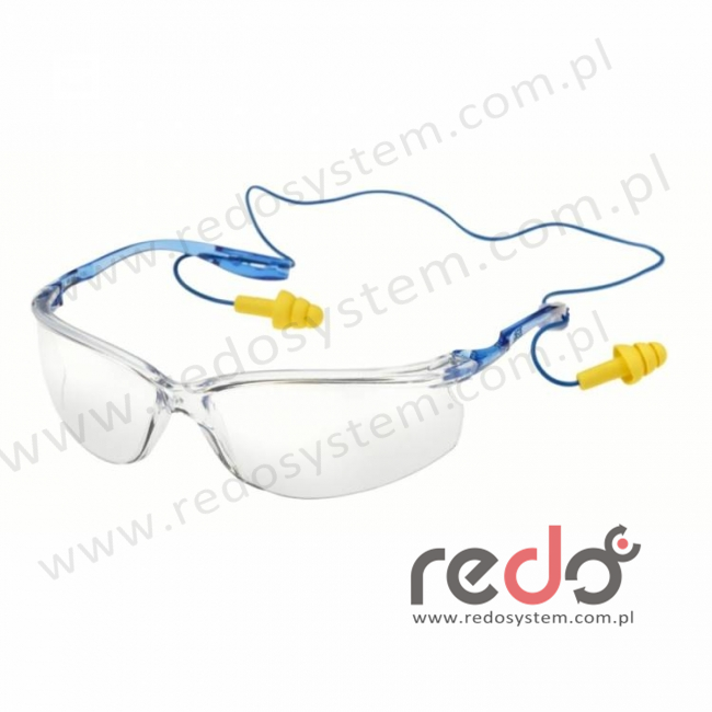 Okulary TORA CCS bezbarwna soczewka AS-AF (71511-00000M)