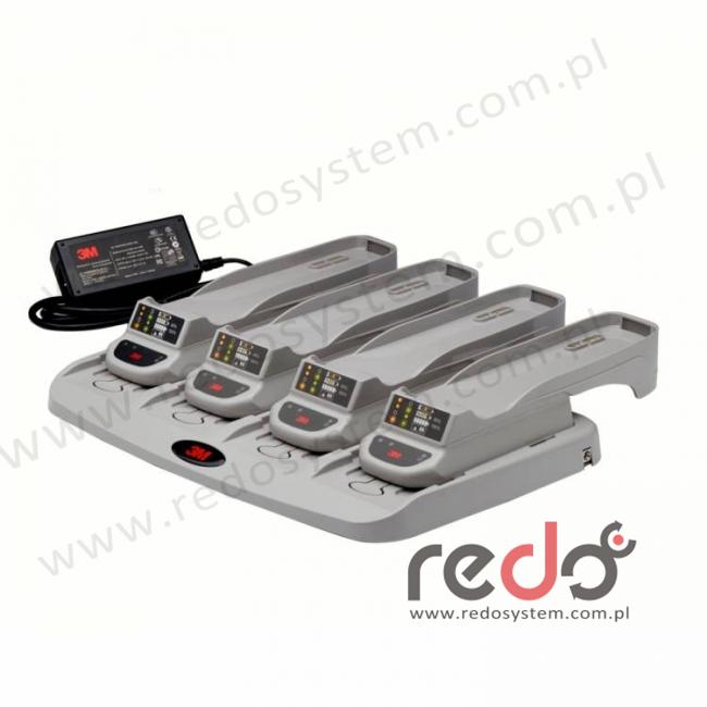 3M™ Versaflo™ ładowarka czterostanowiskowa  (TR-644E)