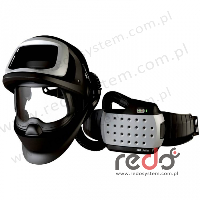 Przyłbica spawalnicza 3M™ Speedglas 9100 FX Air bez ADF z systemem Adflo (547700)