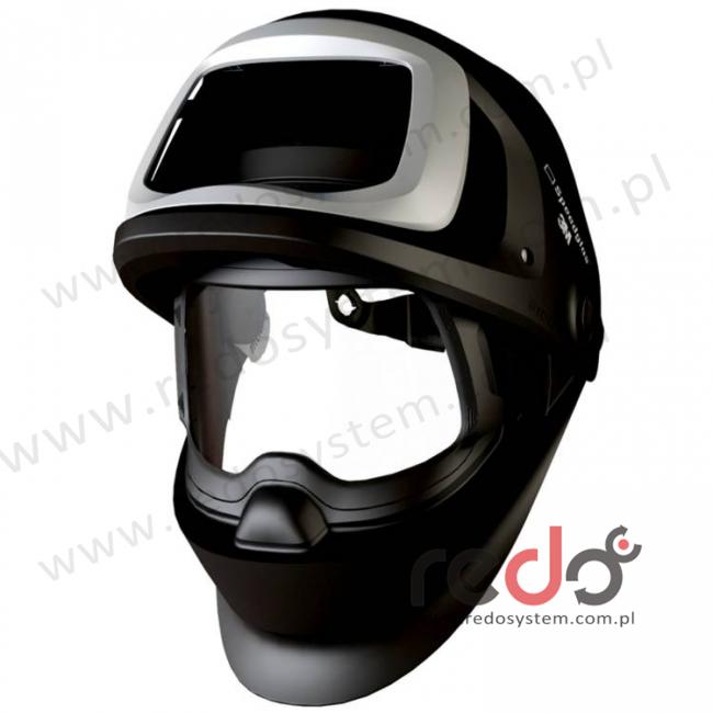 Przyłbica spawalnicza 3M™ Speedglas 9100 FX Air bez ADF, z nagłowiem (542800)