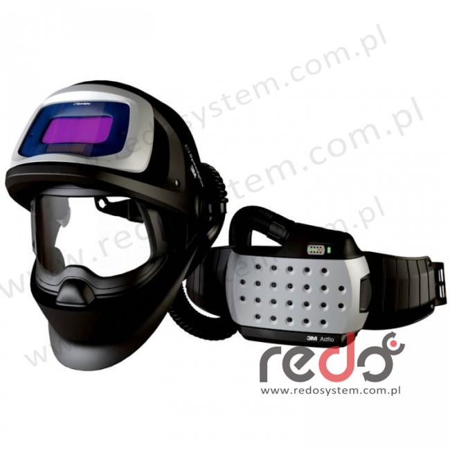 Przyłbica spawalnicza 3M™ Speedglas 9100V FX Air zaciemnienie 5/8/9-13 z systemem Adflo (547705)