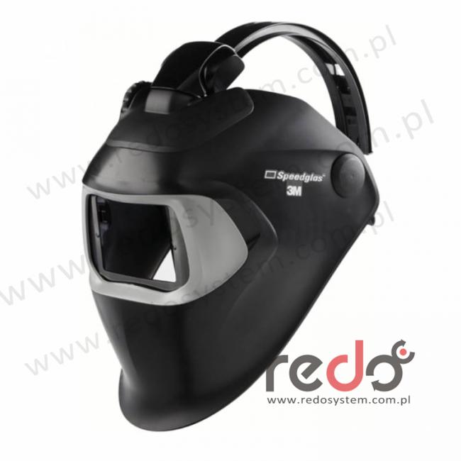 Przyłbica spawalnicza 3M™ Speedglas 100-QR z systemem łączenia przyłbicy z hełmem, bez ADF i hełmu ochronnego  (782500)