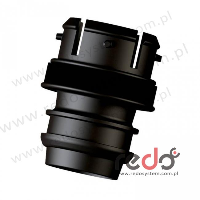 Adapter do węży oddechowych z szybkozłączem QRS podłączanych do przyłbic spawalniczych Speedglas 9000 (533506)