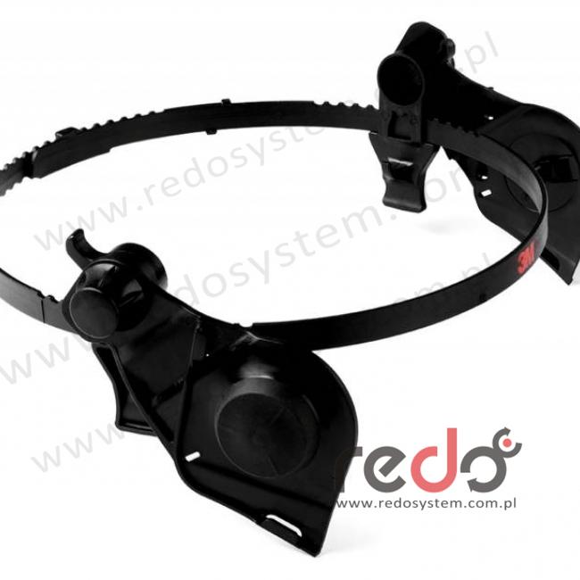Adaptor łączący do przyłbyicy spawalniczej Speedglas 9100FX oraz śruby mocujące do hełmu ochronnego  (197136)