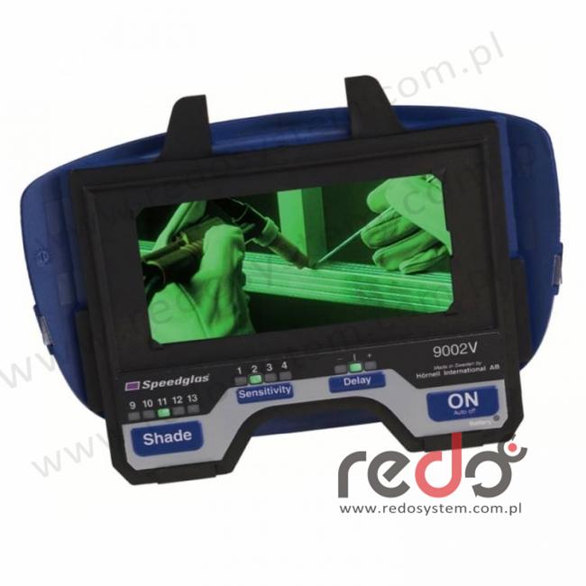 Automatyczny filtr spawalniczy 3M™ Speedglas 9002V zaciemnienie 9-13 (400070)