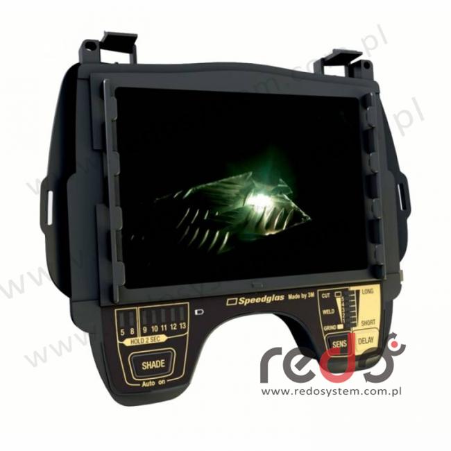 Automatyczny filtr spawalniczy 3M™ Speedglas 9100XXi zaciemnienie 5/8/9-13 (500026)