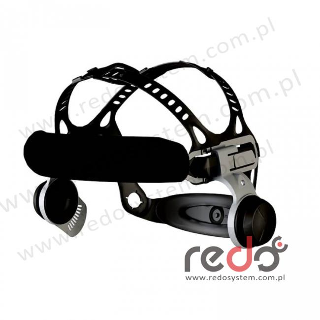 3M™ Nagłowie ze śrubami mocującymi do przyłbicy 3MSpeedglas 9100  (533000)