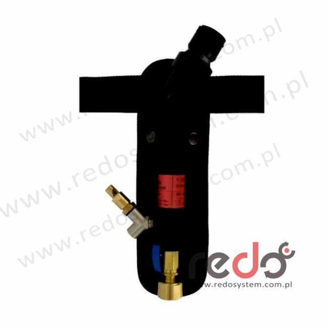Aparat wężowy sprężonego powietrza Versaflo V-200E z opcją ogrzewania  (do 28˚C)