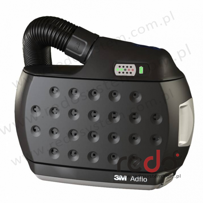 3M™ Adflo system z akumulatorem, bez pasa i bez ładowarki   (837710)