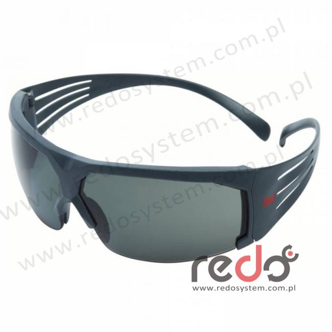 Okulary ochronne SecureFit™ 611 szara soczewka Polarized AS