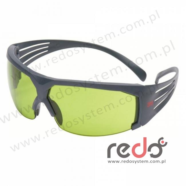 Okulary ochronne SecureFit™ 617 spawalnicze AS zaciemnienie 1.7