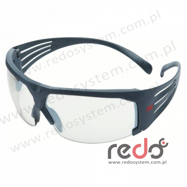 Okulary ochronne SecureFit™ 610 soczewka lustrzana I/O AS