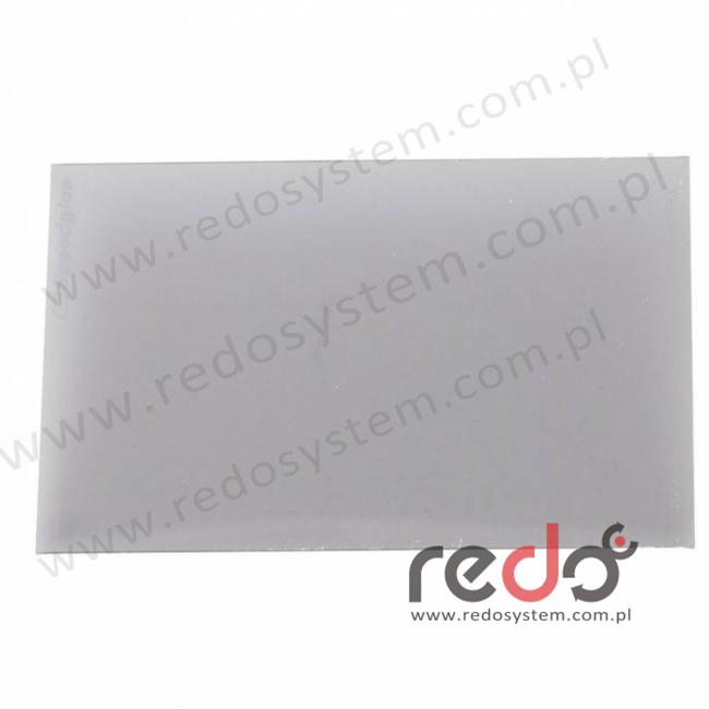 3M™ Wewnętrzna szybka +1DIN do przyłbice 3M™ Speedglas 9100 X  (117x61)  (528016)