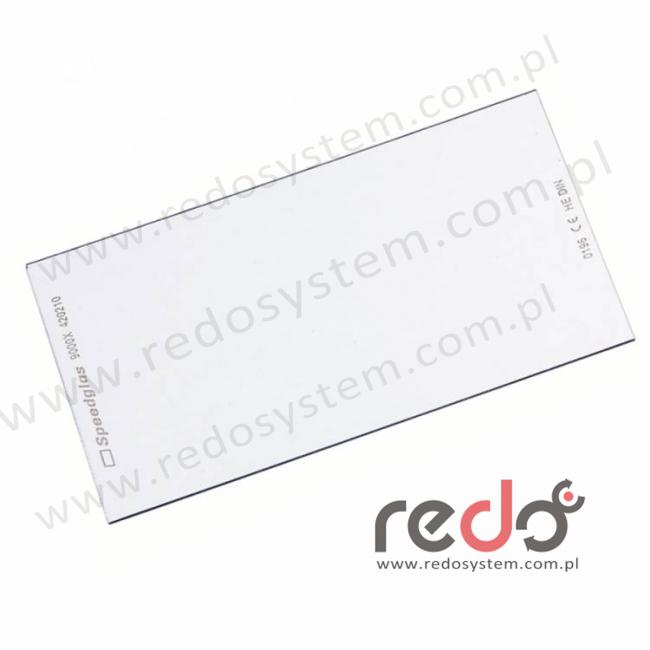 3M™ Wewnętrzna szybka +2DIN do przyłbice 3M™ Speedglas 9100 X  (117x61)  (528017)