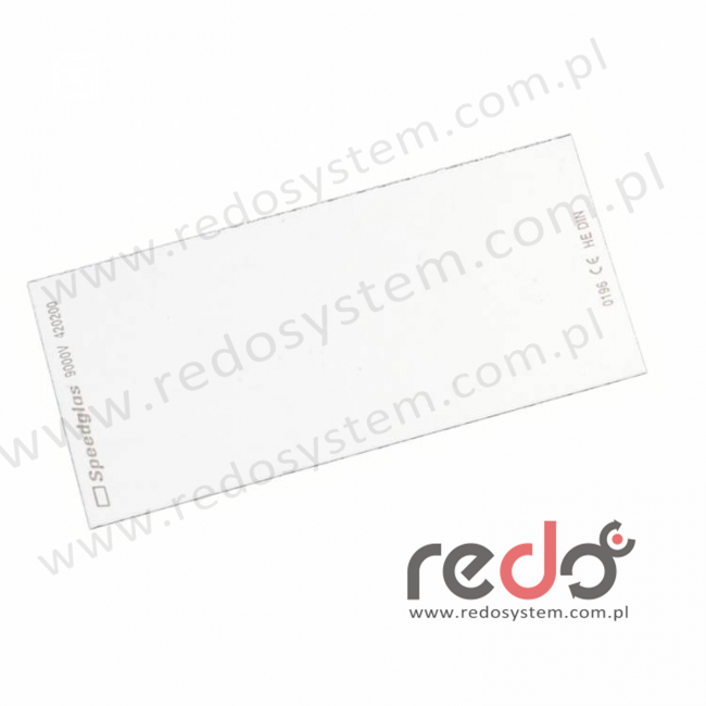 3M™ Wewnętrzna szybka ochronna 9000 F/V - zac. 2 DIN   (428040)