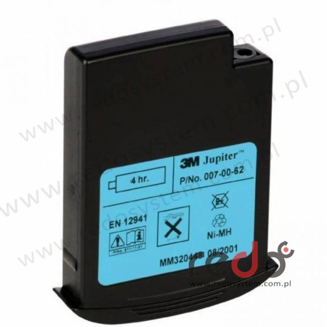 3M™ Zestaw iskrobezpieczny do systemu Jupiter  (akumulator 4-godz. + pokrowiec I.S. + zaczep I.S. do pasa) (085-12-00P)