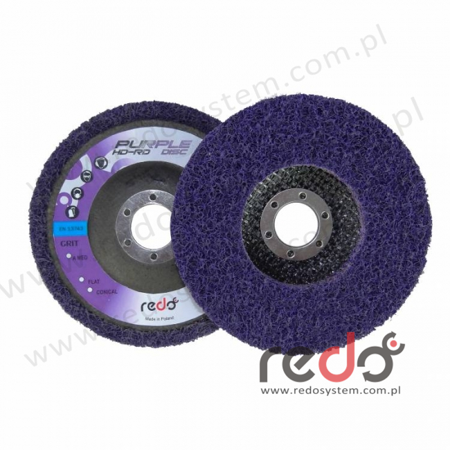 PurpleDisc HD-RD 122x6x22 P120 T29