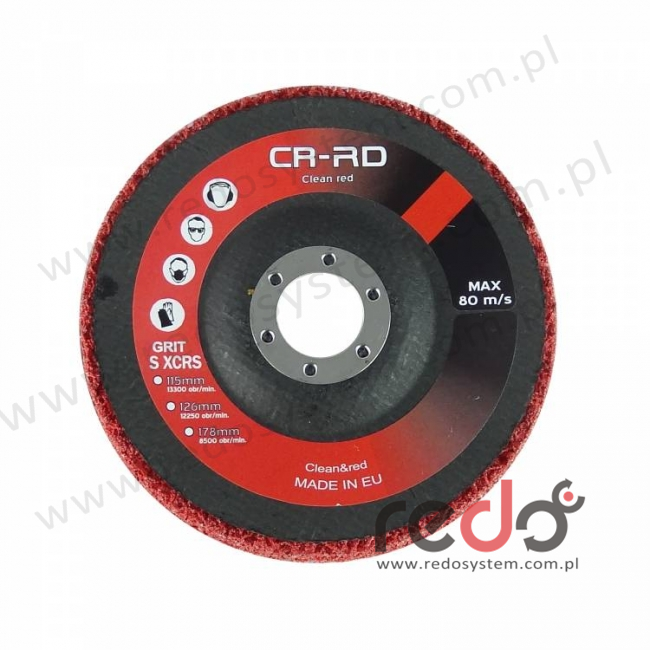 Dysk CR-RD 126x13x22mm T27 XW