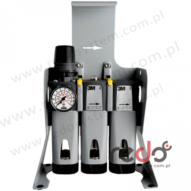 3M™ Filtr sprężonego powietrza AIRCARE ACU-04 wolnostojący  (ACU-02)